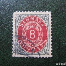 Briefmarken - Dinamarca, 1875 Yvert 24 - 150624690
