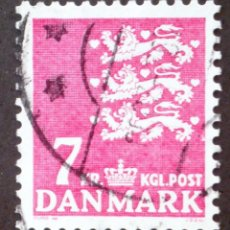 Briefmarken - 1978 Dinamarca Escudo nacional - 156000682