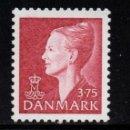 Sellos: DINAMARCA 1148** - AÑO 1997 - REINA MARGHRETHE II. Lote 159247294
