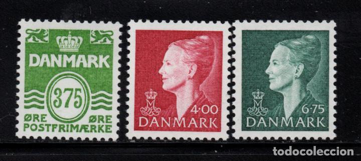 DINAMARCA 1207/09** - AÑO 1999 - REINA MARGHRETHE II (Sellos - Extranjero - Europa - Dinamarca)