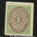 Sellos: S-3436- DANSK VESTINDISKE ØER.. Lote 160435470