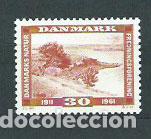 DINAMARCA - CORREO 1961 YVERT 397 ** MNH (Sellos - Extranjero - Europa - Dinamarca)