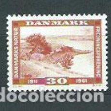 Selos: DINAMARCA - CORREO 1961 YVERT 397 ** MNH. Lote 162939533