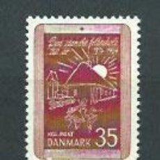 Sellos: DINAMARCA - CORREO 1964 YVERT 432 ** MNH. Lote 162939585