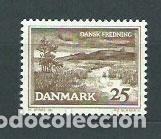 DINAMARCA - CORREO 1964 YVERT 437 ** MNH (Sellos - Extranjero - Europa - Dinamarca)