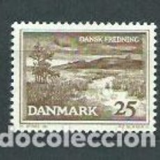 Sellos: DINAMARCA - CORREO 1964 YVERT 437 ** MNH. Lote 162939593
