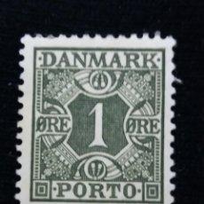 Sellos: SELLO, DINAMARCA, 1 ORE, PORTO , AÑO 1949. NUEVO. Lote 169120780