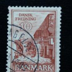 Sellos: SELLO, DINAMARCA, 10, DANSK FREDNIN, AÑO 1962.. Lote 169339432