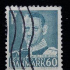 Sellos: SELLO, DINAMARCA, 60, REY FREDERIK IX, AÑO 1948. . Lote 169340012