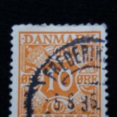 Sellos: SELLO, DINAMARCA, 10 ORE, AÑO 1949.. Lote 169340660
