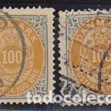Sellos: O 29 Y 29A.: 1875-1903. Lote 178596555