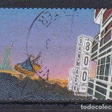 Sellos: DINAMARCA 2013 - SELLO MATASELLADO. Lote 179022270