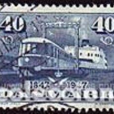 Sellos: SELLO USADO DE DINAMARCA, YT 313. Lote 188064455