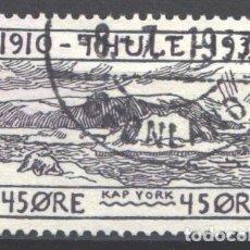 Sellos: GROENLANDIA, THULE, 1935-36 YVERT Nº 5. Lote 191119536