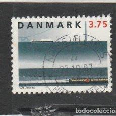 Sellos: DINAMARCA 1997 - YVERT NRO. 1153 - USADO -. Lote 191721825