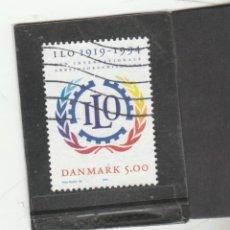 Sellos: DINAMARCA 1994 - YVERT NRO. 1088 - USADO -. Lote 191722493