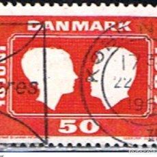 Sellos: DINAMARCA // YVERT 462 // 1967 ... USADO. Lote 193856407