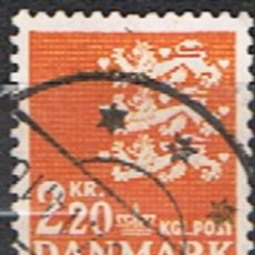 Sellos: DINAMARCA // YVERT 468 // 1967-70 ... USADO. Lote 193856560