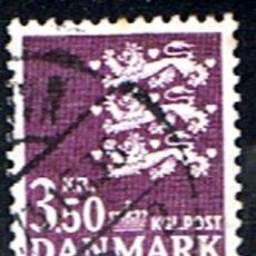 Sellos: DINAMARCA // YVERT 522 // 1971-72 ... USADO. Lote 193856626