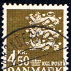 Sellos: DINAMARCA // YVERT 523 // 1971-72 ... USADO. Lote 193856682