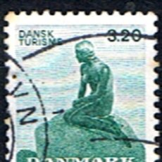 Sellos: DINAMARCA // YVERT 947 // 1989 ... USADO. Lote 193857263