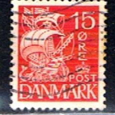 Sellos: DINAMARCA // YVERT 181 // 1927-30 ... USADO. Lote 193958585
