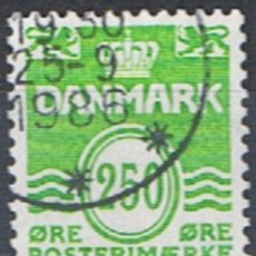 Sellos: DINAMARCA // YVERT 825 // 1985 ... USADO. Lote 193960748