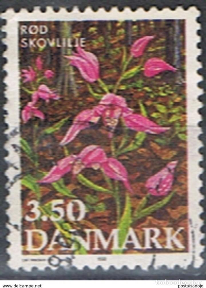 DINAMARCA // YVERT 985 // 1990 ... USADO (Sellos - Extranjero - Europa - Dinamarca)