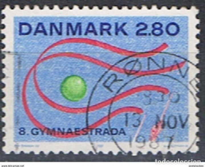 DINAMARCA // YVERT 901 // 1987 ... USADO (Sellos - Extranjero - Europa - Dinamarca)