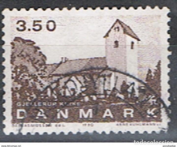 DINAMARCA // YVERT 989 // 1990 ... USADO (Sellos - Extranjero - Europa - Dinamarca)