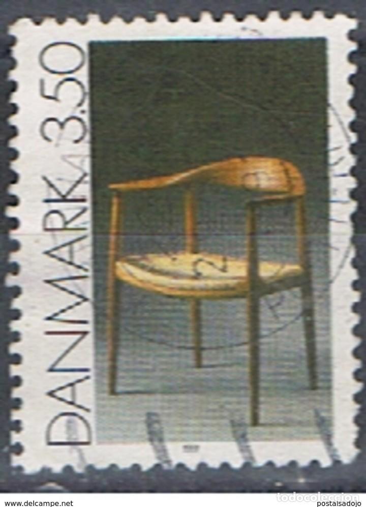 DINAMARCA // YVERT 1010 // 1991 ... USADO (Sellos - Extranjero - Europa - Dinamarca)