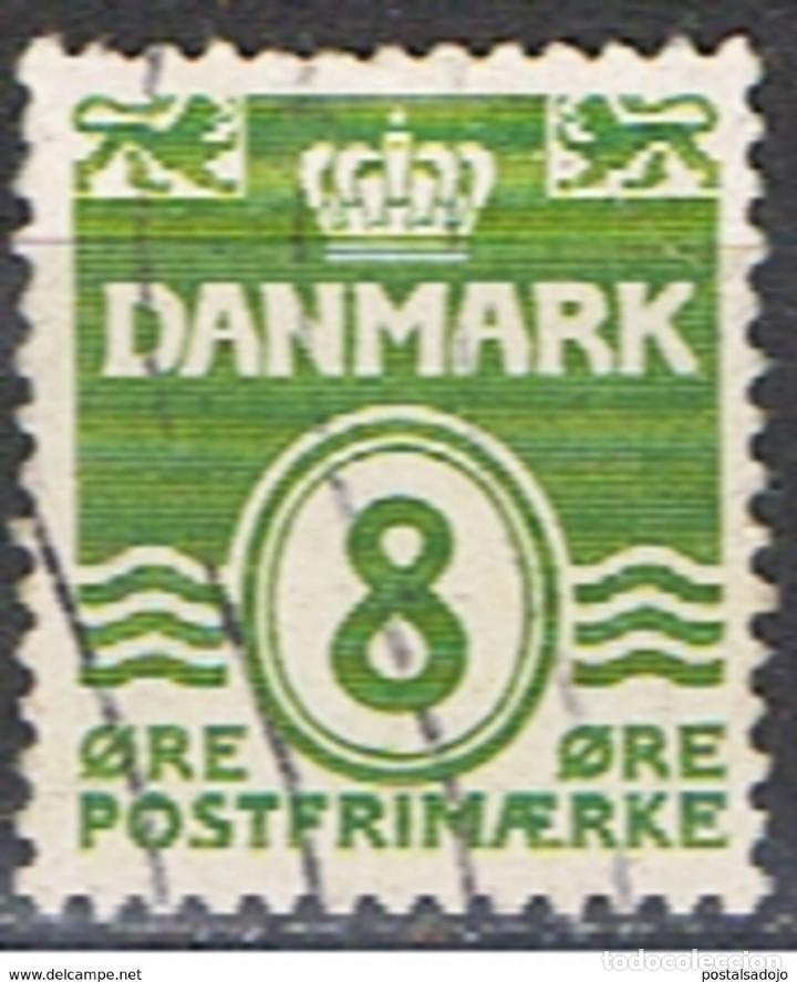DINAMARCA // YVERT 258 // 1938-43 ... USADO (Sellos - Extranjero - Europa - Dinamarca)