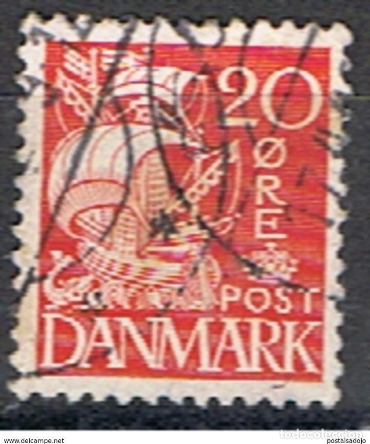 DINAMARCA // YVERT 261 // 1938-43 ... USADO (Sellos - Extranjero - Europa - Dinamarca)