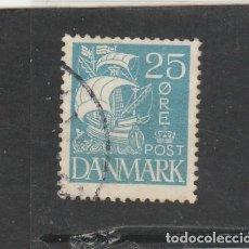 Sellos: DINAMARCA 1927 - YVERT NRO. 183 - USADO . Lote 195236678
