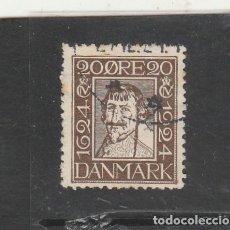 Sellos: DINAMARCA 1924 - YVERT NRO. 162 - USADO. Lote 195237241