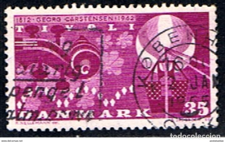 DINAMARCA // YVERT 415 // 1962 ... USADO (Sellos - Extranjero - Europa - Dinamarca)