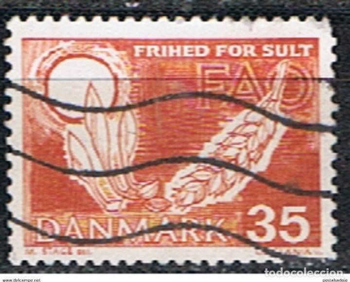 DINAMARCA // YVERT 417 // 1963 ... USADO (Sellos - Extranjero - Europa - Dinamarca)