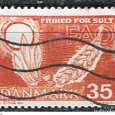 Sellos: DINAMARCA // YVERT 417 // 1963 ... USADO. Lote 195320768