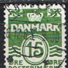 Sellos: DINAMARCA // YVERT 418 // 1963-65 ... USADO. Lote 195320885