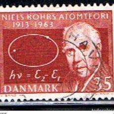 Sellos: DINAMARCA // YVERT 429 // 1963 ... USADO. Lote 195321123