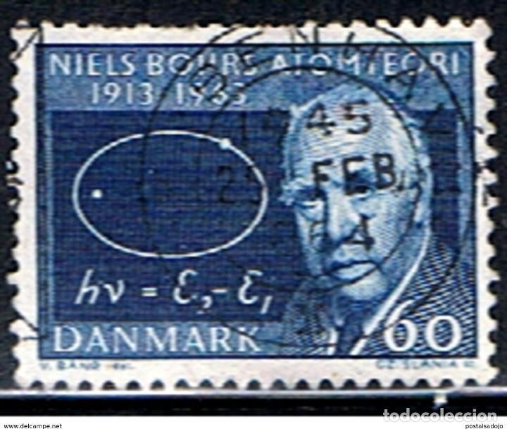DINAMARCA // YVERT 430 // 1963 ... USADO (Sellos - Extranjero - Europa - Dinamarca)