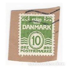 Sellos: SELLO DINAMARCA 10 ØRE. Lote 203801987