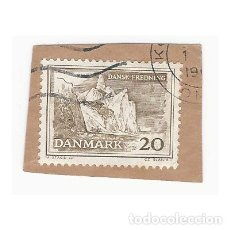 Sellos: SELLO DINAMARCA DANSK FREDNING 20. Lote 203802071