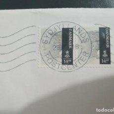 Sellos: SELLOS DE DINAMARCA. Lote 206494993