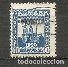 DINAMARCA YVERT NUM. 126 USADO (Sellos - Extranjero - Europa - Dinamarca)