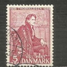 Timbres: DINAMARCA YVERT NUM. 265 USADO. Lote 208751263