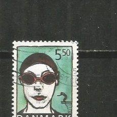 Selos: DINAMARCA YVERT NUM. 1335 USADO. Lote 208820882