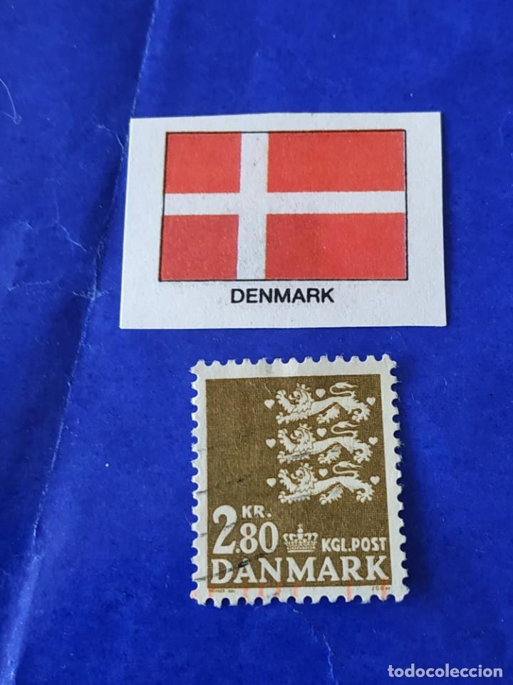 DINAMARCA B3 (Sellos - Extranjero - Europa - Dinamarca)