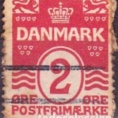 Sellos: 1905 - DINAMARCA - YVERT 49. Lote 221740481