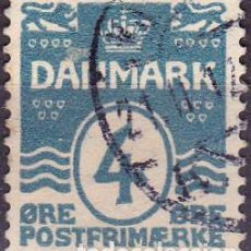 Sellos: 1905 - DINAMARCA - YVERT 51. Lote 221740501